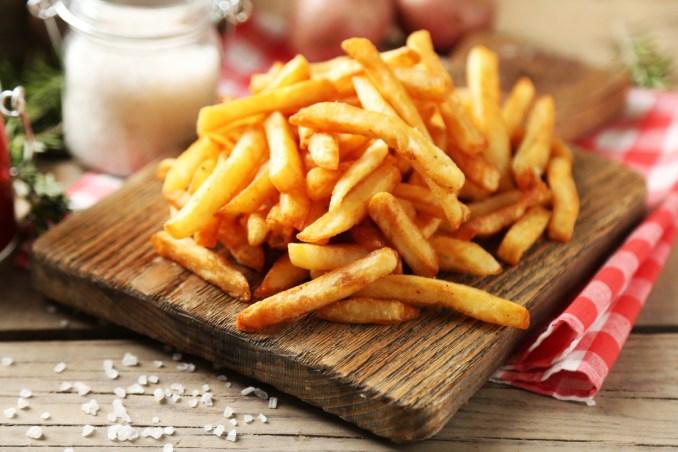 Crispiest Classic French Fries - Jamie Geller
