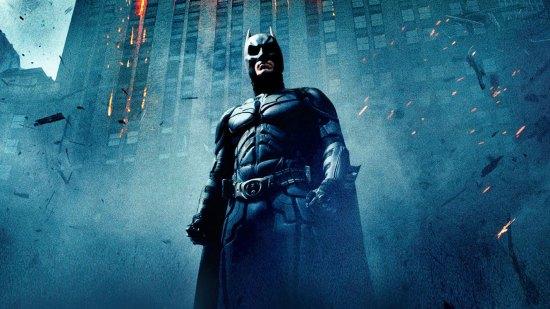 The Dark Knight 2008 movie poster