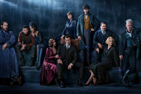 Crimes of Grindelwald Cast