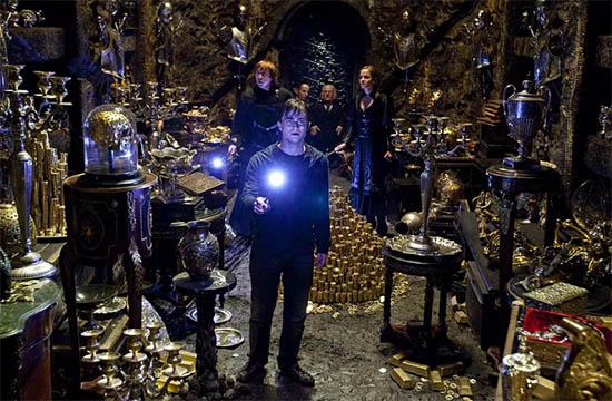 Harry Potter Gringotts