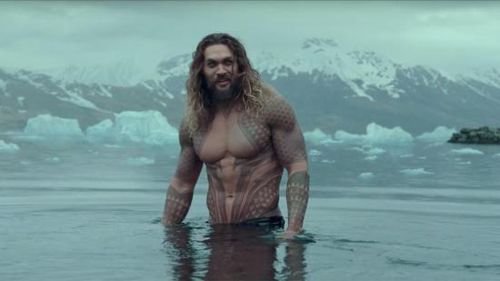 Jason Momoa Justice League