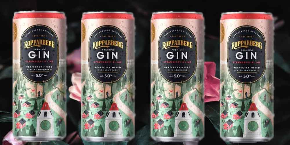 Kopparberg Pink Gin And Lemonade Now Officially Comes In A Can
