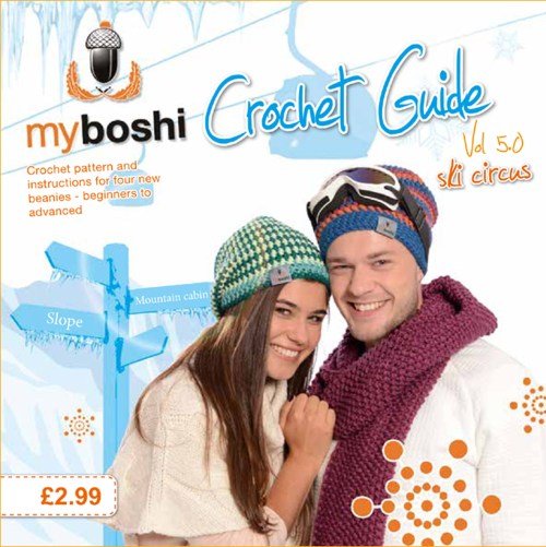 myboshi crochet guide