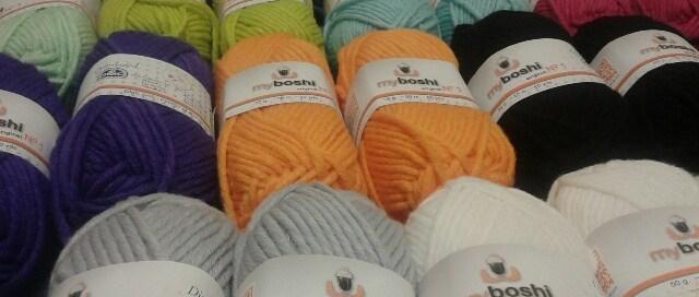 myboshi wool