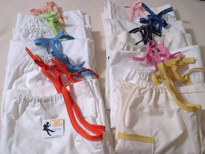 ten pillowcase dresses for Africa