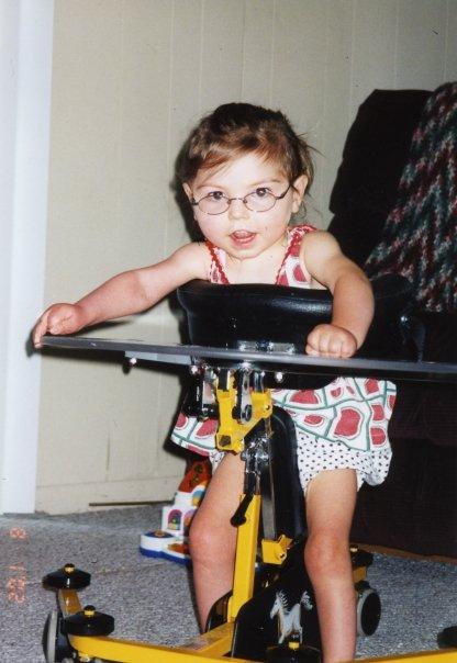 Elli age two
