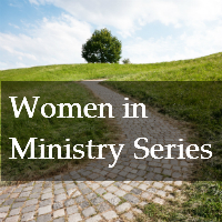 Women in Ministry series button