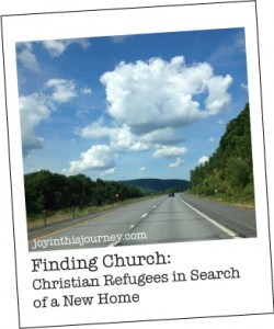 Finding Church: Christian refugees in search of a new home