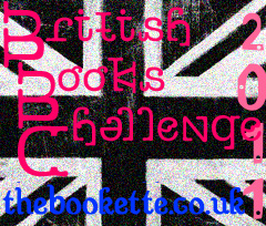 British Books Challenge graphic