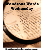 button for Wondrous Words Wednesday meme