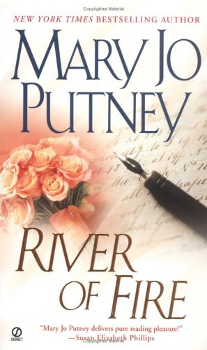 cover of River of Fire by Mary Jo Putney