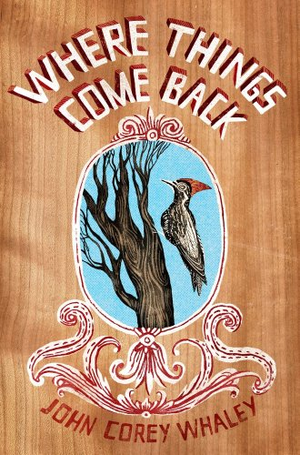 cover of Where Things Come Back by John Corey Whaley
