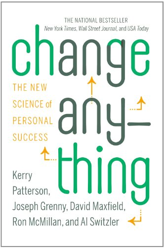 cover of Change Anything by Kerry Patterson