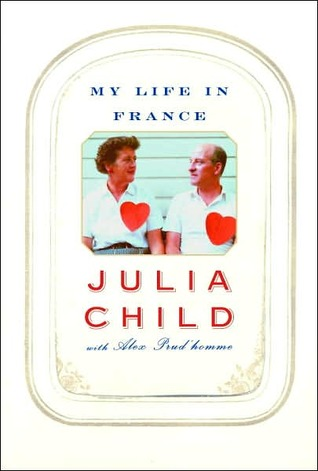cover of My Life in France by Julia Child