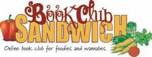 logo for Book Club Sandwich
