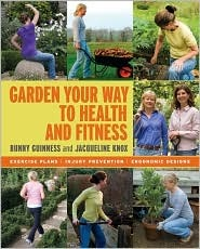 cover of Garden Your Way to Health and Fitness by Bunny Guinness and Jacqueline Knox