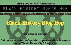 button for Black History Blog Hop