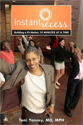 cover of Instant Recess by Toni Yancey