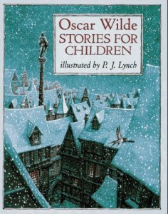 cover of Stories for Children by Oscar Wilde, illustrated by P.J. Lynch