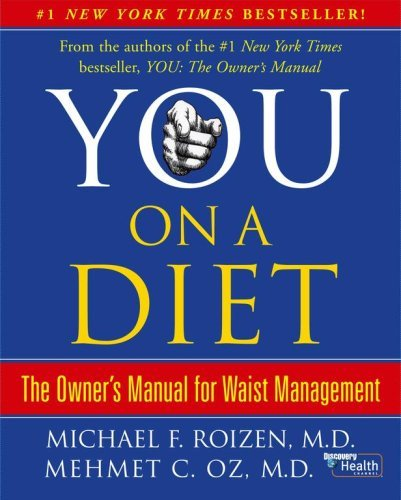 cover of You on a Diet by Michael Roizen and Mehmet Oz