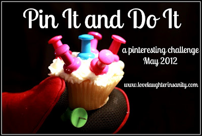 logo for Pin It and Do It: A Pinteresting Challenge