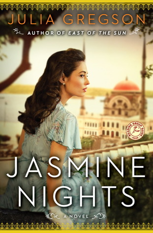 cover of Jasmine Nights by Julia Gregson