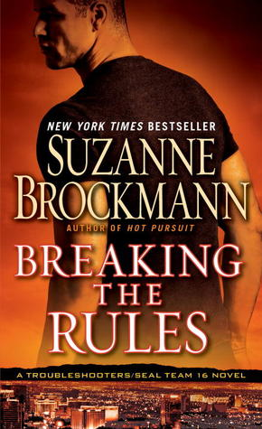 cover of Breaking the Rules by Suzanne Brockmann