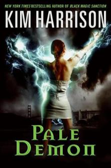 cover of Pale Demon by Kim Harrison