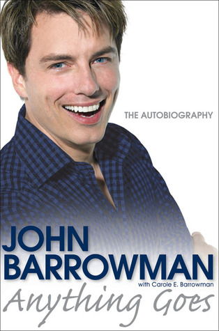 cover of Anything Goes by John Barrowman