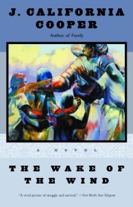 cover of The Wake of the Wind by J. California Cooper