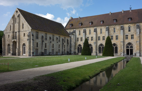 photo of Royaumont Abbey