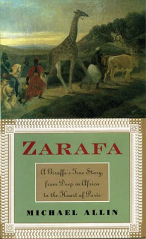 cover of Zarafa by Michael Allin