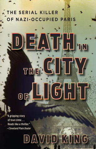 cover of Death in the City of Light by David King