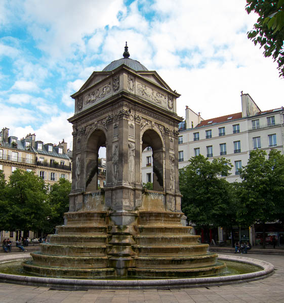 photo of Fontaine des Innocents, Paris, France