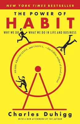 cover of The Power of Habit by Charles Duhigg