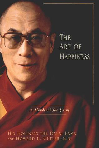 cover of The Art of Happiness by Dalai Lama