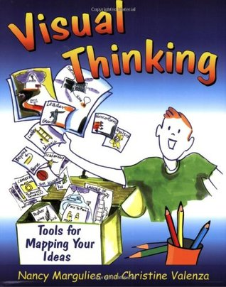 cover of Visual Thinking by Nancy Margulies and Christine Valenza