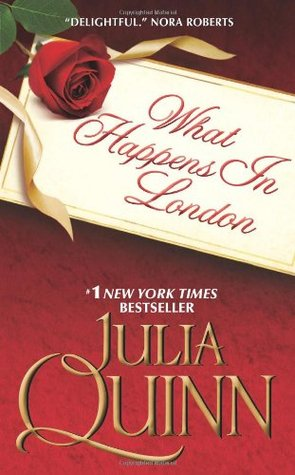 cover of What Happens in London by Julia Quinn