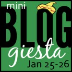 Winter Mini Bloggiesta January 25-26