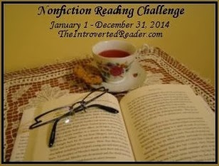 logo for 2014 Nonfiction Reading Challenge