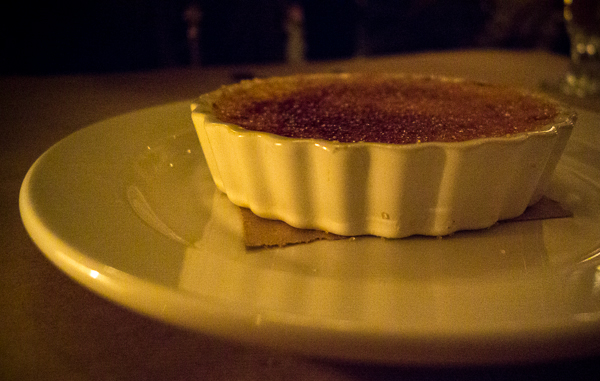 Photo of Crème brûlée at Brasserie by Niche