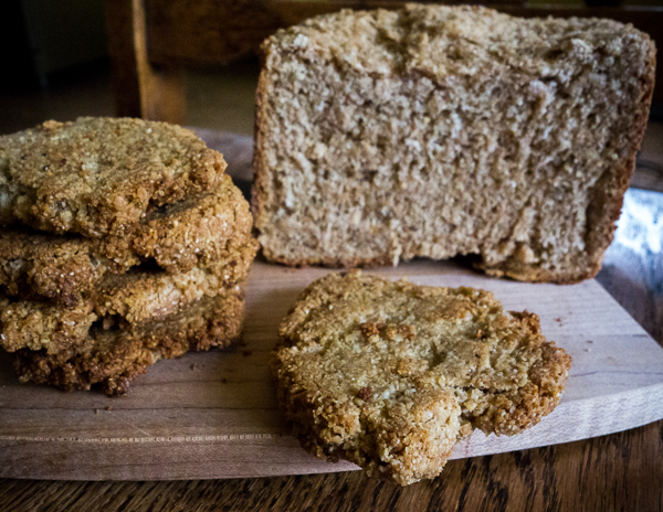 Recipes for barley cakes and Sunny Barley Bread