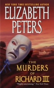 The Murders of Richard III by Elizabeth Peters