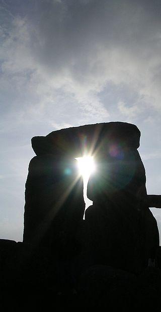 Stonehenge, April 2005