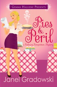 Pies and Peril by Janel Gradowski