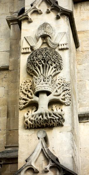 Oliver King symbol