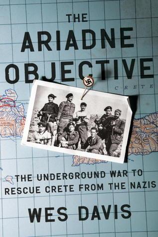 The Ariadne Objective by Wes Davis