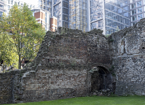 The London Wall