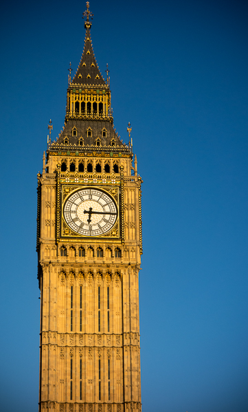 Elizabeth Tower, that houses Big Ben, Palace of Westminster