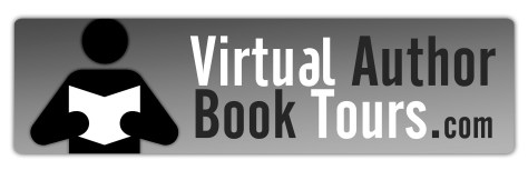 Virtual Author Book Tours logo